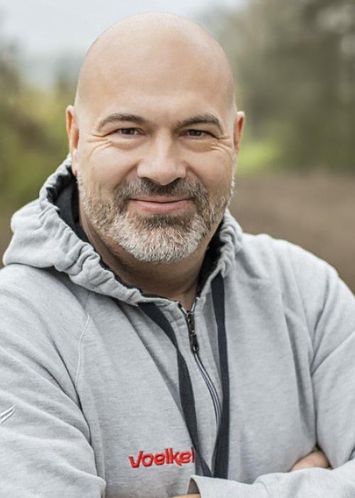 Ernährungsexperte Frank Wiegmann