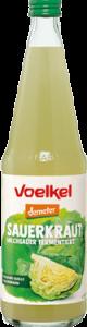 Voelkel Sauerkrautsaft Fastensaft 2021 - Packshot